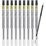 三菱鉛筆 ボールペン替芯 スタイルフィット 0.38 ブラック 10本 UMR10938.24
