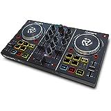 Numark Serato DJ Lite対応2チャンネル・プラグ&プレイDJコントローラー:オーディオインターフェイス・ヘッドホンキューイング・コントロールパッド・クロスフェーダー・ジョグホイール・パーティライト搭載 持ち運びに便利なコンパクトサイズ  Party Mix