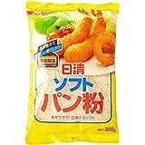 Nisshin Seifun Soft Bread Crumbs (Panko), 200g