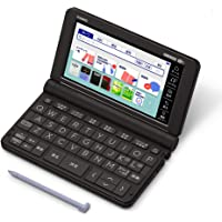 カシオ計算機 XD-SX4900BK 電子辞書 EX-word XD-SX4900 (240コンテンツ/高校生英語強化モ…
