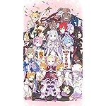 Re:ゼロから始める異世界生活 HD(720×1280)壁紙 祝アニメ化ポスター