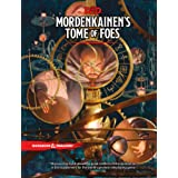 Dungeons & Dragons Mordenkainen's Tome of Foes (Hardcover)