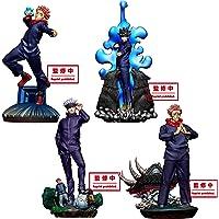 プチラマシリーズ 呪術廻戦 卓上領域展開 壱號 (BOX) 約95mm PVC製 塗装済み完成品フィギュア