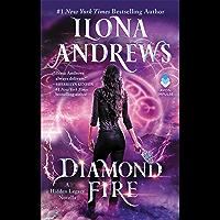 Diamond Fire: A Hidden Legacy Novella (English Edition)