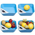 Kitchen Scale 5000g x 1g Digital Scale Kitchen Food Weight Tool Electronic LCD Display