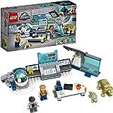 レゴ(LEGO)ジュラシック・ワールド ウー博士の研究所:赤ちゃん恐竜の脱走 75939