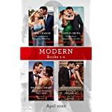 Modern Box Set 1-4 April 2020/The Innocent's Forgotten Wedding/The Italian's Pregnant Cinderella/His Greek Wedding Night Debt