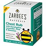 Zarbee's Naturals Children's Chest Rub, 1.5 Ounce