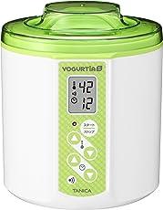 TANICA 温度調節(25~70℃) ・タイマー・ブザー付ヨーグルトメーカー ヨーグルティアS 1200ml YS-01