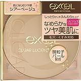 excel(エクセル) クリアルーセントパウダーNB CP3 ファンデーション 03 シアーベージュ 20g