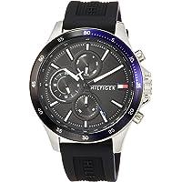 [トミーヒルフィガー] 腕時計 1791724 メンズ 並行輸入品 ブラック