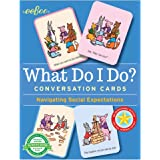 eeBoo What Do I Do? Conversation Flashcards