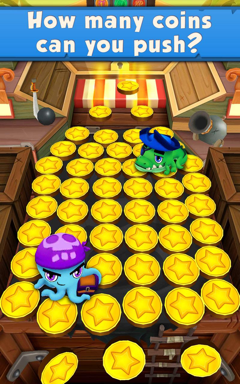 『Coin Dozer: Pirates』の2枚目の画像