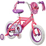 Nickelodeon Paw Patrol Kids Bike, 12-16-Inch Wheels, Toddlers to Kids ages 3 Years and Up, Training Wheel Options, Steel Fram