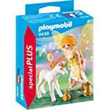 Playmobil - Sun Fairy with Unicorn Foal - 9438