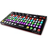 Akai Professional Fire (Software Bundle) - USB MIDI Controller for FL Studio with RGB Clip/Drum Pad Matrix and FL Studio Frui