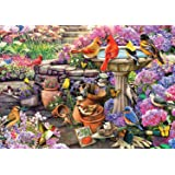 Buffalo Games - Spring Clean Up - 300 LARGE Piece Jigsaw Puzzle