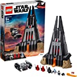 LEGO Star Wars Darth Vader's Castle 75251 Building Kit Includes TIE Fighter, Darth Vader Minifigures, Bacta Tank and More (1,