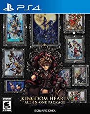 KINGDOM HEARTS All-in-One Package (輸入版:北米) - PS4
