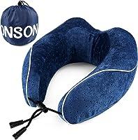 ONSON 颈枕 便携枕 旅行枕 颈枕 U型枕 低回弹 旅行用