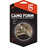 """GEAR AID Camo Form Self-Cling and Reusable Camouflage Wrap, 2"""" x 144"""" Roll"""