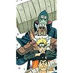NARUTO-ナルト iPhone SE/8/7/6s(750×1334)壁紙 干柿鬼鮫(ほしがき キサメ),キラービー,うずまきナルト
