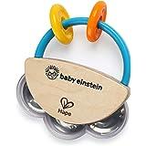 Baby Einstein BE12011 Hape Tiny Tambourine Musical Toy