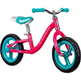 Schwinn Elm Girls Bike for Toddlers and Kids, 12, 14, 16, 18, 20 inch wheels for Ages 2 Years and Up, Pink, Purple or Teal, B