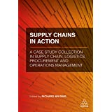 A Case Study Collection in Supply Chain, Logistics, Procurement and Operations Management
