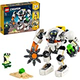 LEGO Creator 3in1 Space Mining Mech 31115 Building Set