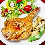 水郷のとりやさん 国産鶏肉 クリスマスチキン ローストチキンレッグ 3本セット Xmas ディナー
