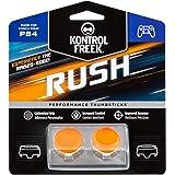 KontrolFreek Rush Performance Thumbsticks for PlayStation 4 (PS4) and PlayStation 5 (PS5) | Performance Thumbsticks | 2 Mid-R
