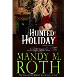 Hunted Holiday: A Vampire Romance (Bureau of Paranormal Investigation Book 1)