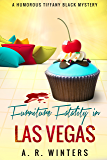 Furniture Fatality in Las Vegas: A Cozy Tiffany Black Myster…