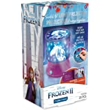 Make It Real - Disney Frozen 2 Starlight Projector - DIY Ceiling Projector for Girls - Illuminates Kids Bedrooms with Scenes