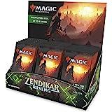 Magic: The Gathering Zendikar Rising Set Booster Box | 30 Packs (360 Cards) | Foil in Every Pack