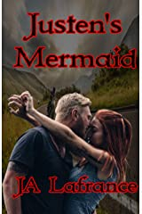 Justen's Mermaid: Crowns of Chaos MC Series Kindle Edition