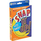 Learning Resources LER3043 Snap It Up! Phonics and Reading Game