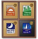 【ギフト包装】マメーズ 高級ギフト ドリップコーヒー 20 個入 (4種類) ブルマンブレンド入り