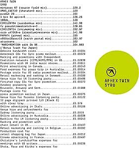 Syro [帯解説・ボーナストラック1曲収録 / 国内盤] (BRC444)