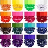 Candle Dyes - Wax Dyes for Candle Making - Color Chips for Candle Making - Wax Dye Flakes - Candle Wax Color Chips - Soy Cand