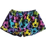 Confetti and Friends Fuzzy Plush Shorts