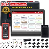 LAUNCH X431 V Pro (Same Function with X431 V+) Bidirectional Scanner Full System Diagnostic Scan Tool with Relearn Reset Func