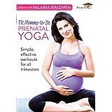 Hilaria Baldwin: Prenatal Yoga [DVD] [Import]