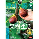 NHK 趣味の園芸 2020年 11月号 [雑誌] (NHKテキスト)