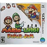 3DS Mario & Luigi Paper Jam - World Edition