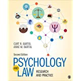 Psychology and Law: Research and Practice 2ed