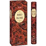 Hem Precious Red Roses Incense Sticks (Pack of 6)