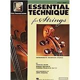 Essential Technique for Strings with EEi: Cello (Intermediate Technique Studies) Bk/Online Media