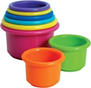 The First Years Stack and Count Cups, Assorted Colors